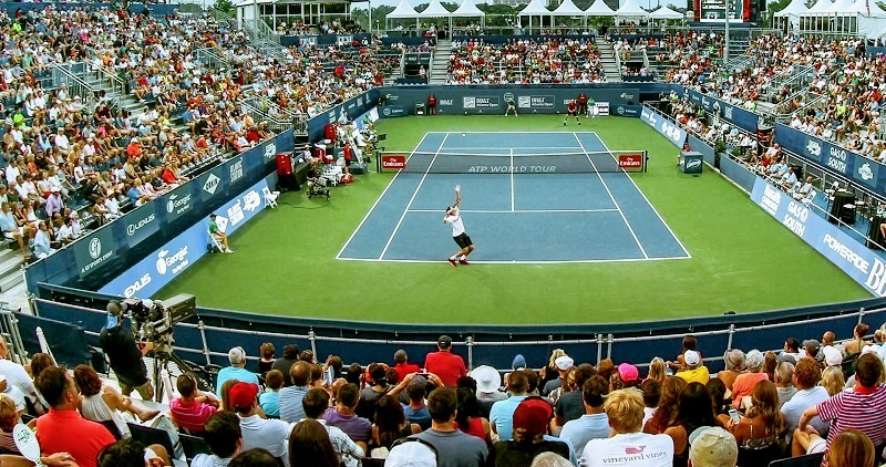 Best tennis tournaments to start betting