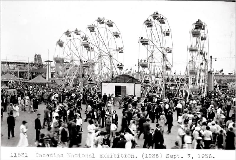 Canadian National Exhibition, 1936