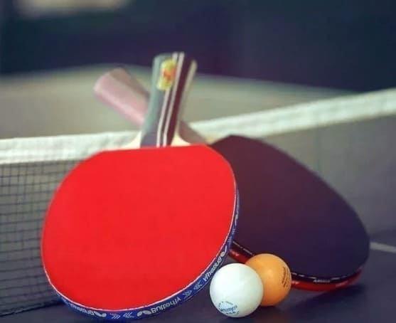 Sponge racket for table tennis